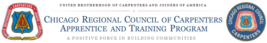 Chicago Regional Council of Carpenters Retina Logo